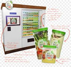 Gluten Free Vending Machine Snacks Inspiration Fast Food Cafe Health Food Vending Machines Brochure Food Png