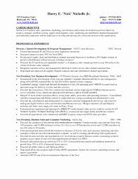Project Manager Resume Samples Awesome Sample Manager Resume