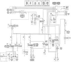 kodiak yfmfwa atv wd wiring diagrams weeks motorycle 2000 yamaha yfm400 yfm400fwa kodiak wiring diagram