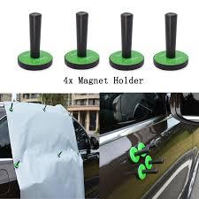 <b>EHDIS</b> Vinyl Car <b>Auto Wrap 4pcs</b> Magnet Holders Window Tint ...
