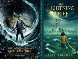 throughout the novel study you will be required to take notes that pare the lightning thief book to the there are two graphic organizers you will