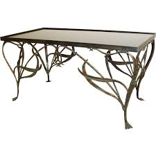 art nouveau dining room set. art nouveau style wrought iron coffee table. 1 dining room set