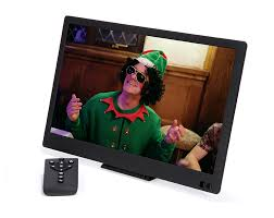 nixplay edge digital picture frame at a glance