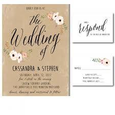Wedding Invitation Printable Template Diy Printable Pdf