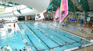 indoor pool with waterslide. Eileen Daily Pool Burnaby Indoor With Waterslide
