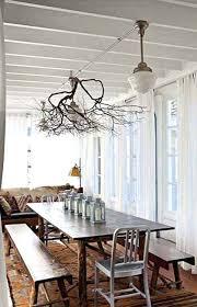metal tree branch chandelier rustic chandeliers 7 creative concepts for decor tree branch chandelier