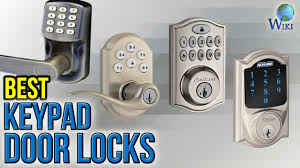 10 Best Keypad Door Locks 2017 - YouTube