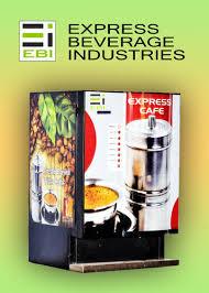 Vending Machine Distributor Interesting Live Coffee Vending Machine Distributor At Rs 48 Piece