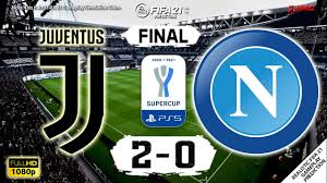 Napoli vs juventus date : Juventus Vs Napoli 2 0 Final Supercoppa Italiana 2020 20 01 2021 Fifa 21 Youtube