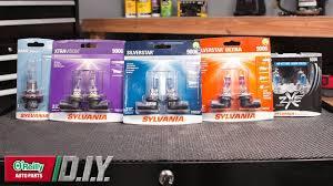 Sylvania Auto Bulbs Sylvania Replacement Bulbs Oreilly