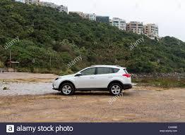 Toyota RAV4 SUV Off Road Stock Photo, Royalty Free Image: 67619451 ...