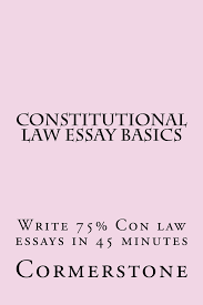 buy how to outline a contract law essay and score % electronic how to outline a contract law essay and score 75% electronic version easy material pre exam law study look inside electronic version