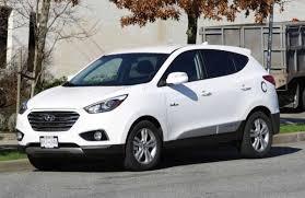 2016 Hyundai Tucson FCEV Test Drive  N