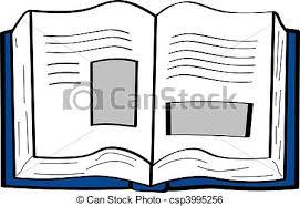 cartoon book csp3995256