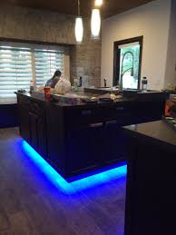 tray ceiling rope lighting. Tray Ceiling Rope Lighting Alluring Saltwater. Grayco Electric Inc. Blue Led Toe Kick