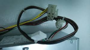hp z230 z240 small form factor sff workstation power supply psu