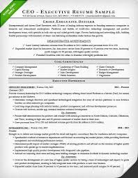One Page Executive Resume One Page Executive Resume Or Project