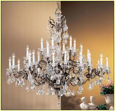 large candle chandelier chandelier awesome large crystal chandelier extra large