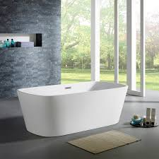 67 canaveral freestanding bathtub