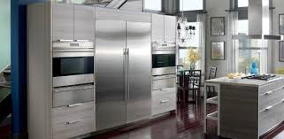 The newly expanded Sub-Zero Integrated line contemporary-kitchen