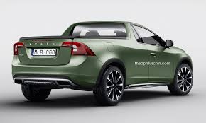 Volvo S60 2-Door Pickup Is a Stunning Idea That Will Never Happen ...