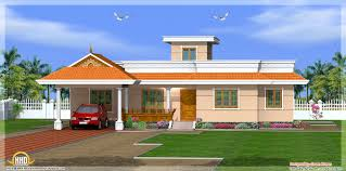 1500 square feet one story kerala style house elevation may 2016