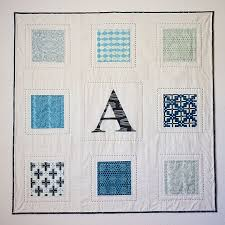 grumpystitches: Custom Baby Quilt by Meredith Daniel on Flickr ... & grumpystitches: Custom Baby Quilt by Meredith Daniel on Flickr. Adamdwight.com