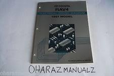 rav4 wiring 1997 toyota rav4 electrical wiring diagram repair manual
