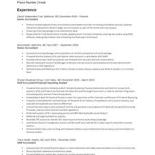 Accounting Clerk Resume Examples Sample Image Resume Sample And