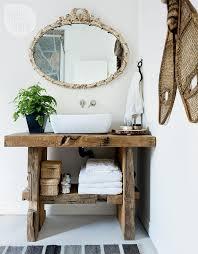 cottage style bathroom vanities. House Tour: Colourful Eclectic Cottage | Style At Home Bathroom Vanities R