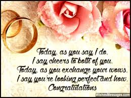 Beautiful Congratulations Quotes Best of Wedding Quotes Of Congratulations Beautiful Wedding Card Quotes And