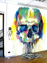 graffiti wall art canvas canvas art for south africa