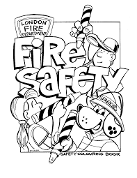 Small Picture Luxury Safety Coloring Pages 57 On Seasonal Colouring Pages With
