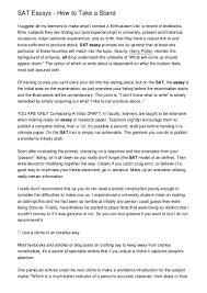 sat essay prompts co sat essay prompts 2013