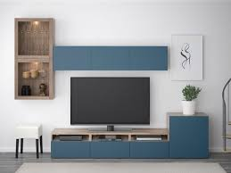 bestÅ tv storage combination glass