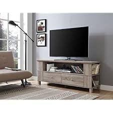pier 1 tv stand. Amazon Com WE Furniture 60 Wood TV Stand Driftwood Kitchen Dining Within Tv Inspirations 2 Pier 1