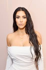 kim kardashian just shared her makeup free psoriasis face