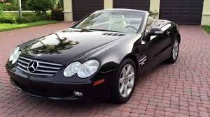 SOLD - 2003 Mercedes-Benz SL500 Roadster for sale by Autohaus of ...