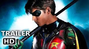 <b>TITANS</b> Official Trailer (2018) Nightwing, <b>DC</b> Universe TV Show HD ...