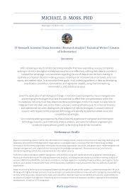 Technical Writer Resume Samples Technical Writer Resume Samples Templates Visualcv