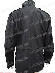 us army m 65 field jacket coat black