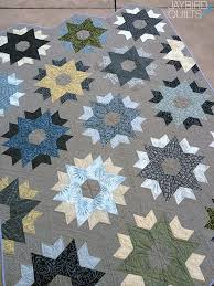 39 best Quilts-Hex n More images on Pinterest | Jaybird quilts ... & Daybreak with Shimmer fabric by Jaybird Quilts, quilted by the incomparable  Angela Walters Adamdwight.com