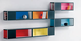 Modern Wall Mounted Shelves Magnificent Bookcase Units Design Ideas  Electoral7 Home 6