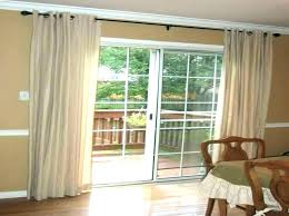 sliding patio door curtains for curtain blinds sliding patio door curtains for curtain blinds