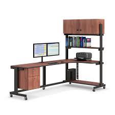 l shaped home office desk. Corner Computer Desk With Hutch L Shaped Home Office