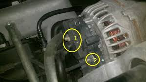 what are these wires coming off of my alternator saabcentral forums this image has been resized click this bar to view the full image