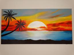 luis munoz sunset at the beach 2016