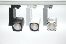 track rail lighting. Ceiling Track Lighting Led Stylish 4 Wire 3 Phase Rail .