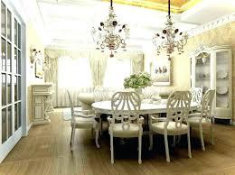 proper chandelier height