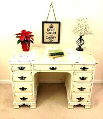 shabby chic office accessories. White Shabby Chic Desk Accessories Fascinating Chalk Paint Writing Office